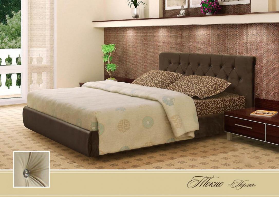 """Кровать """"Токио""""  (норма) с подъёмным механизмом 160x200 см"""