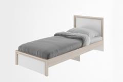 """Кровать с ламелями №21 """"Остин"""""""
