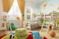 """Детская кровать """" Соня"""" № 8"""