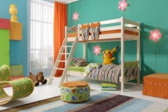 """Детская кровать """" Соня"""" № 10"""