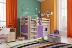 """Детская кровать """" Соня"""" № 11"""