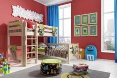 """Детская кровать """" Соня"""" № 7"""