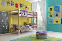 """Детская кровать """" Соня"""" № 9"""